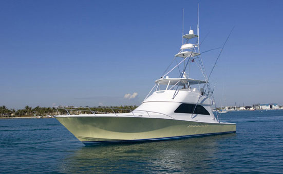 2000 35' CABO FLYBRIDGE. $350000. 2003 61' VIKING CONVERTABLE. $1750000